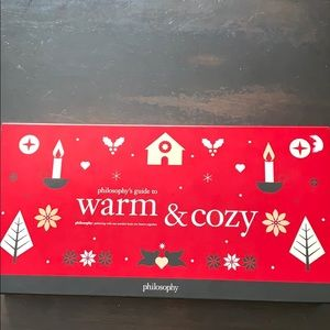 Philosophy Warm and Cozy gift se-Brand New